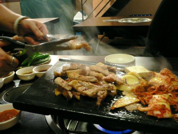Korean_barbeque-Samgyeopsal-05